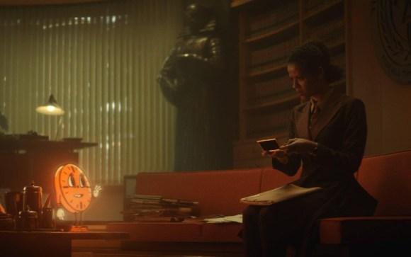 Judge Ravonna dalam ending Loki episode 6