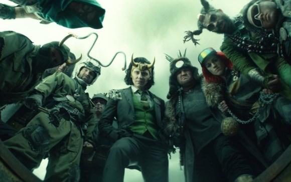 Variant Loki dan President Loki