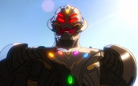 Ultron - Vision dalam What If episode 8