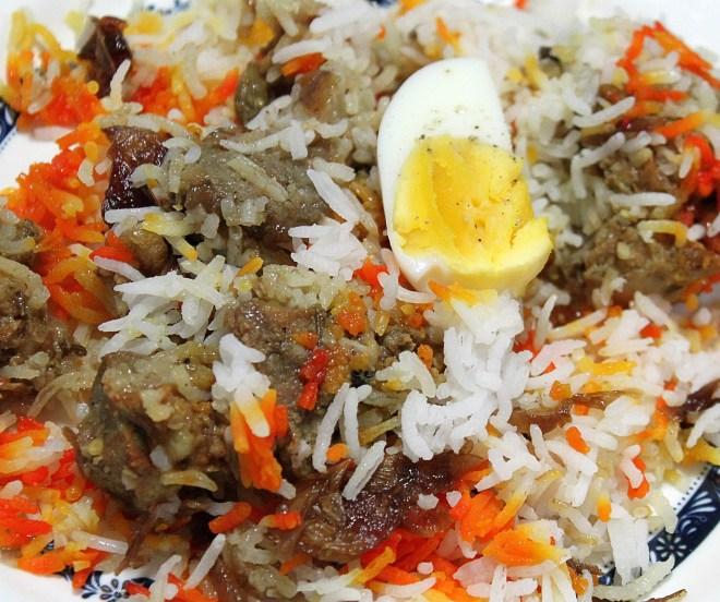 My Mom's Awadhi Biryani Recipe, Easy Biryani Recipe, www.mariyamhasnain.com