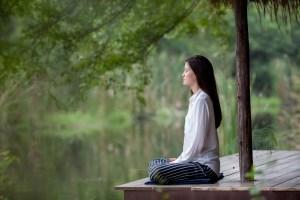 Thailand Meditation
