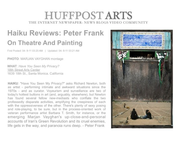 PeterFrank.review