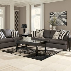 Sleeper Sofas Chicago Il L Shaped Sofa Under 20000 Levon - Charcoal Queen With Memory Foam ...
