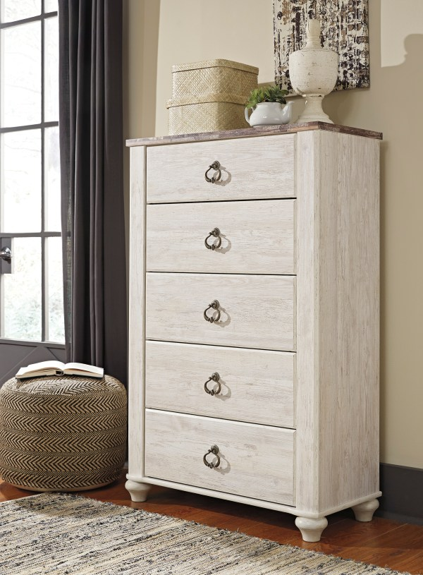 Willowton Ashley Furniture Bedroom Set