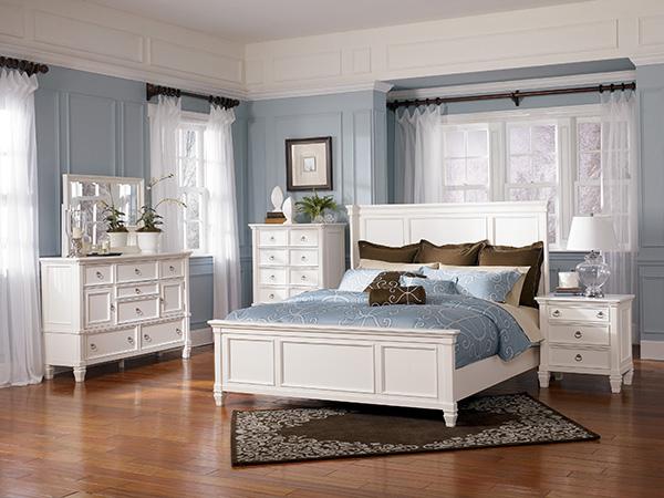 Prentice Cottage Style 3 Piece Master Bedroom Set SPECIAL