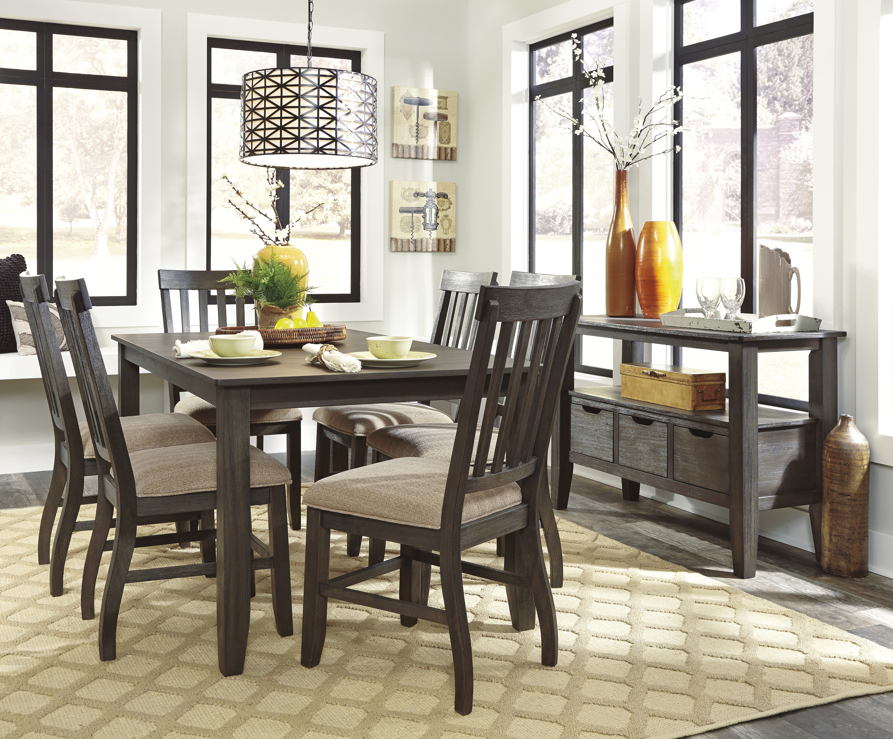 Ashley Furniture Dining Chairs