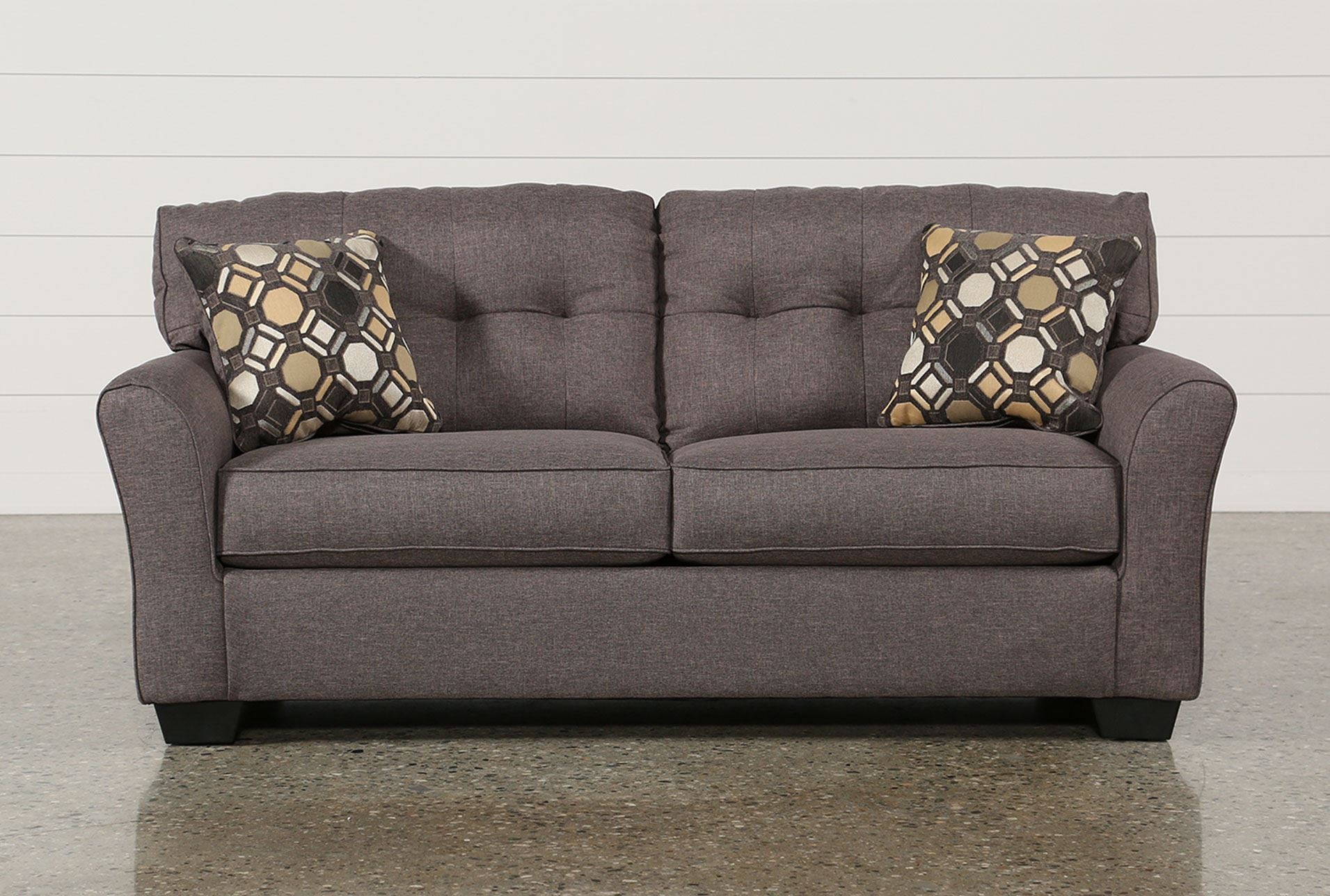 sleeper sofas chicago il acme 15915a vogue reversible chaise sectional sofa with espresso bonded leather tibbee slate | marjen of discount ...