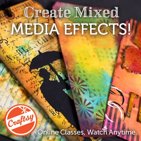 Inventive Ink - Colorful Mixed Media Effects - Marjie Kemper Online Class includes lifetime access and a moneyback guarantee