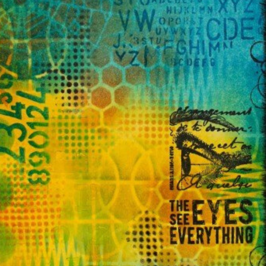 Journaling - The Eyes See