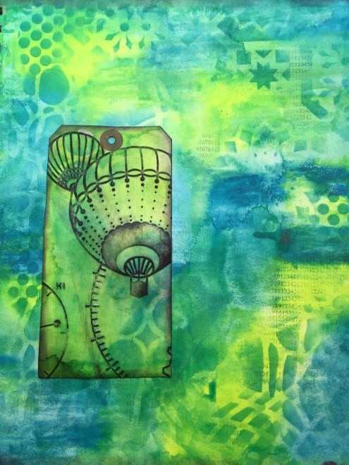 Marjie Kemper art journal tutorial 12032015D