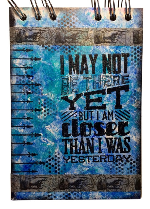 Art Journal - Closer (Marjie Kemper)