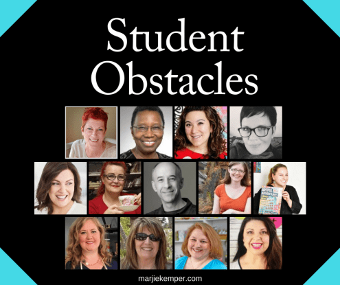 Instructor Interviews Series, Post #4 ~ Student Obstacles