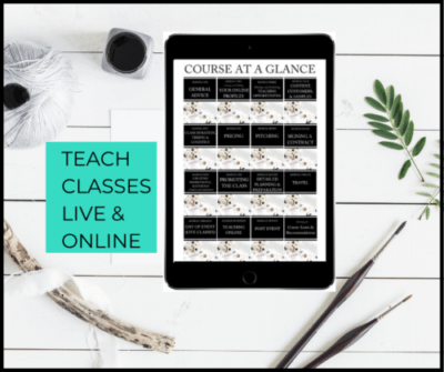 Teaching Your Passion Course