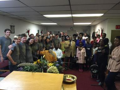 0713 Liberian Church Agape