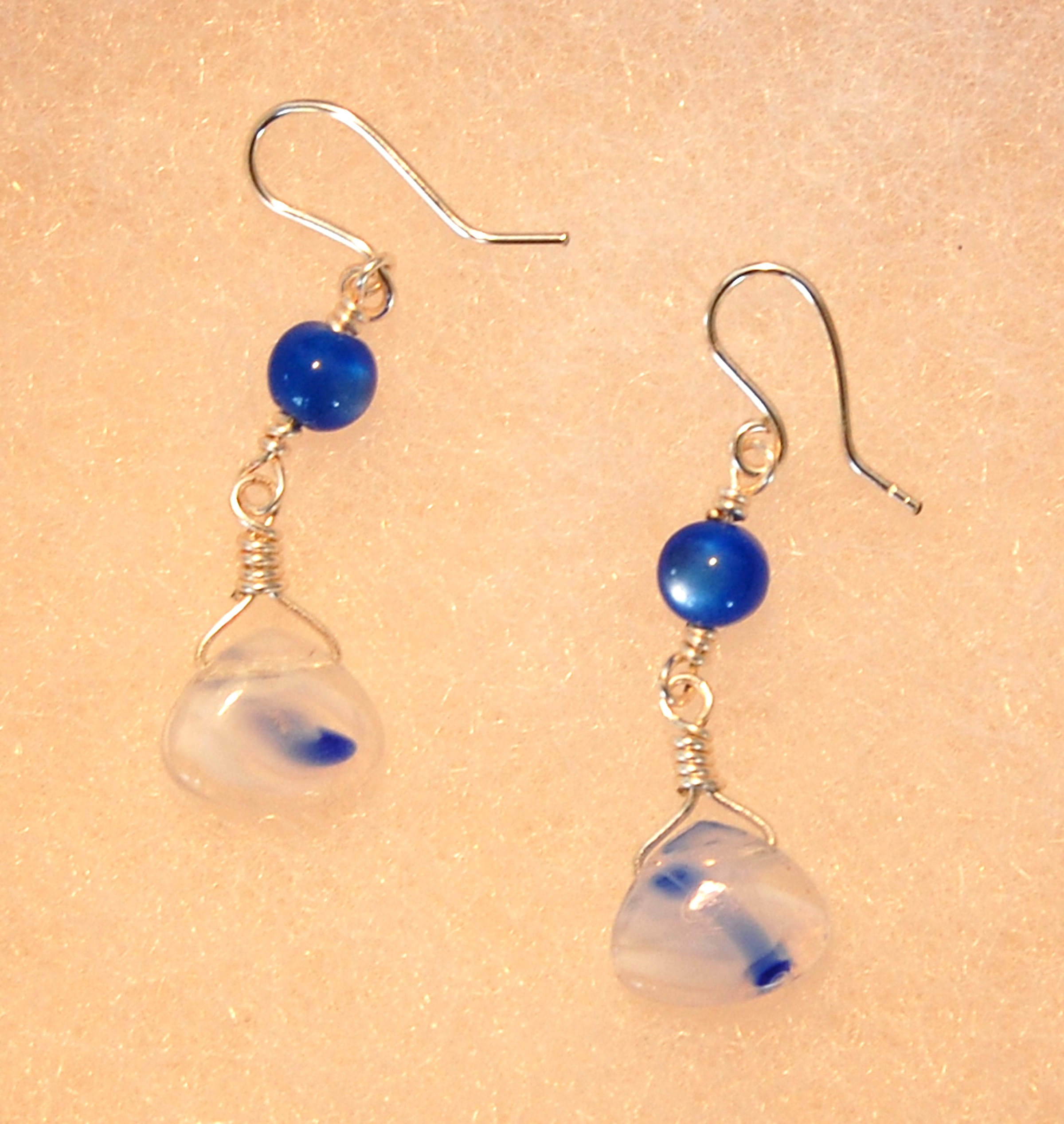 Briolette Earrings