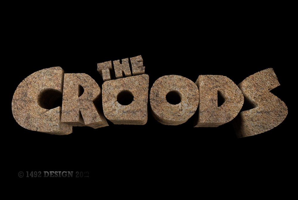 THE CROODS (1/3)