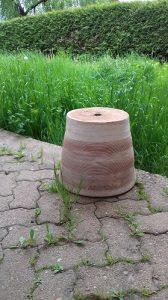Le pot de fleur