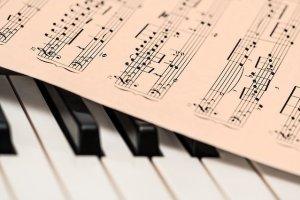 Sa musique, sa partition