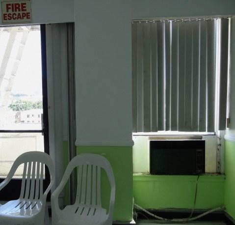 The Waiting Room on Floor 7