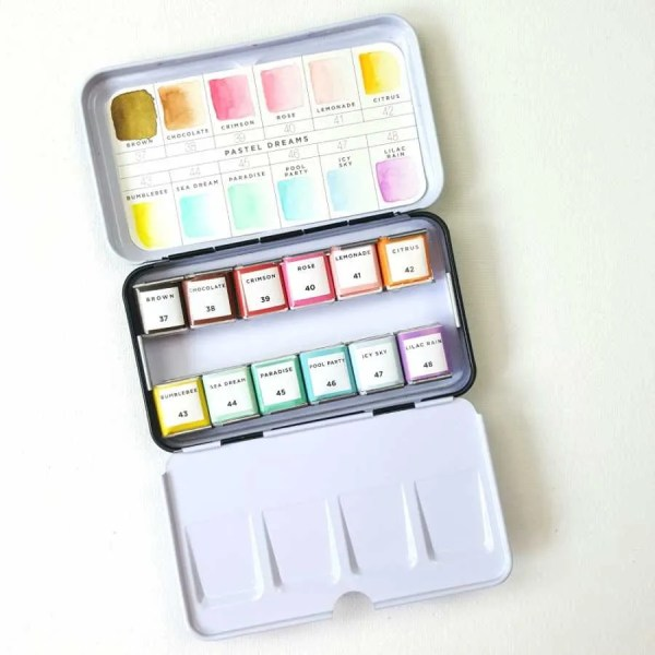 Prima marketing pastel dreams open palet