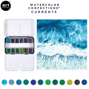 Prima marketing watercolor currents