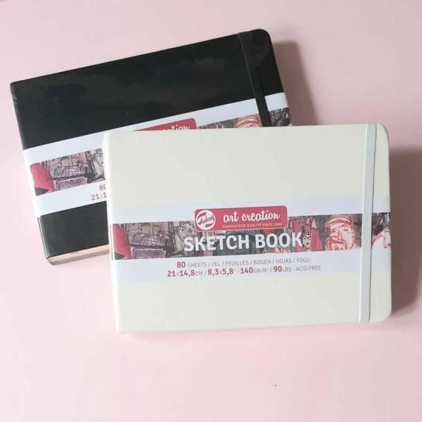 sketchbook talens 21x15 cm