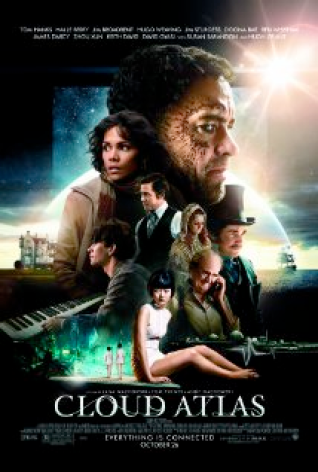 "Images from the movie, ""Cloud Atlas"""