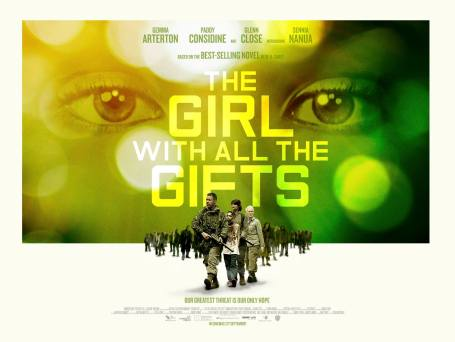 Cover for The Girl With All the Gifts