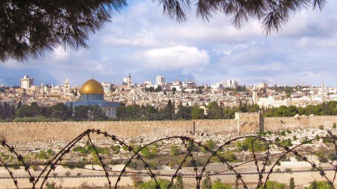 Jerusalem Dome du Rocher