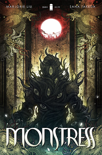 Image result for monstress issue 8