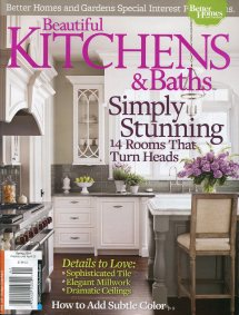 Beautiful Kitchens & Baths Spring 2014