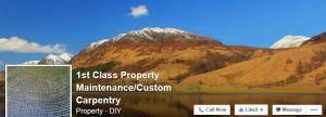 1st Class Property maintenance