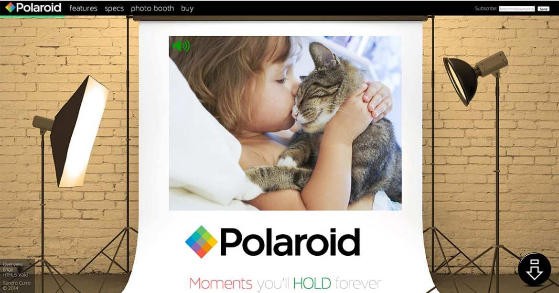 Polaroid Camera – Alessandro Curro