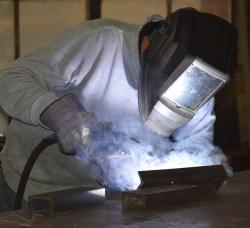 Mark Metals Arc Welding