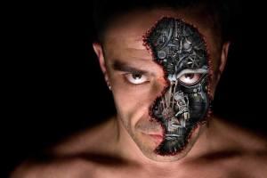 cyborg-human