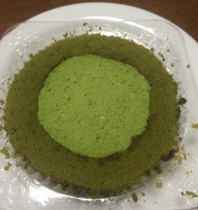 プレミアム 熟成宇治抹茶のロールケーキ