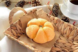 まるでかぼちゃパン
