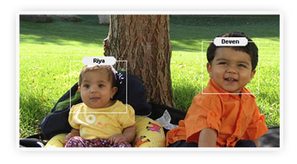 Riya: Face Recognition Tagging
