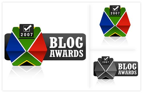 SA Blog Awards Logo Design Competition