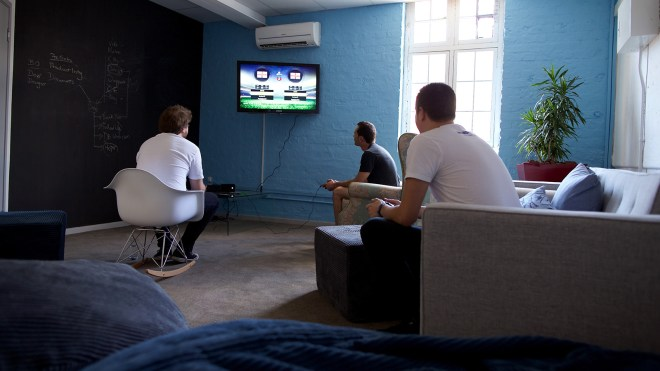 XBox time is a great team building time..... ok who am I kidding.