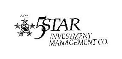AFBA 5STAR INVESTMENT MANAGEMENT CO. Trademark of 5 STAR