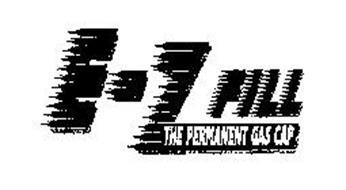 E-Z FILL THE PERMANENT GAS CAP Trademark of 5th Avenue