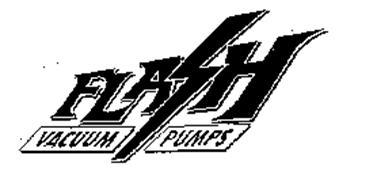 FLASH VACUUM PUMPS Trademark of A-1 Components Corporation