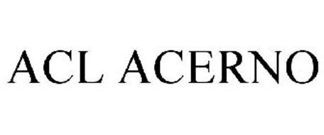 ACL ACERNO Trademark of ACL Services Ltd.. Serial Number