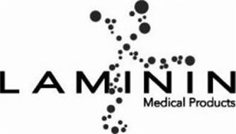 LAMININ MEDICAL PRODUCTS Trademark of Action Fabricators