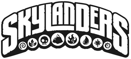 SKYLANDERS Trademark of ACTIVISION PUBLISHING, INC. Serial