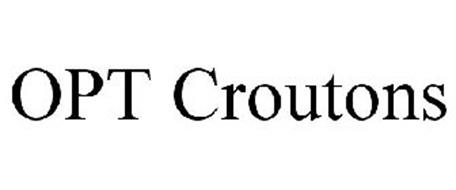 OPT CROUTONS Trademark of Acumed LLC Serial Number