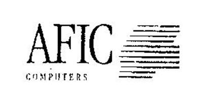 AFIC COMPUTERS Trademark of AFIC Computers Serial Number