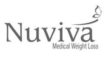 NUVIVA MEDICAL WEIGHT LOSS Trademark of AJS Weightloss