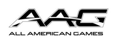 AAG ALL AMERICAN GAMES Trademark of ALL AMERICAN GAMES